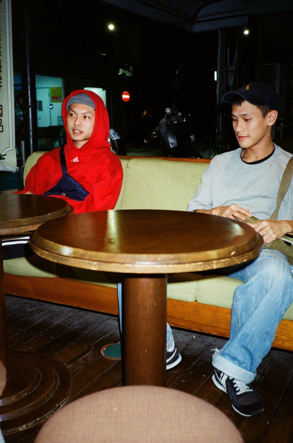 Interview à Taipei, Le Journal de Bord