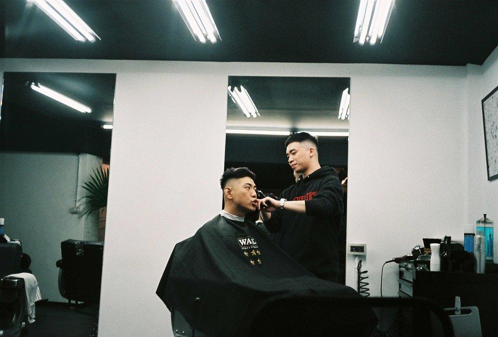 Willy, Aunties Barbershop interview by lejournaldebord.fr