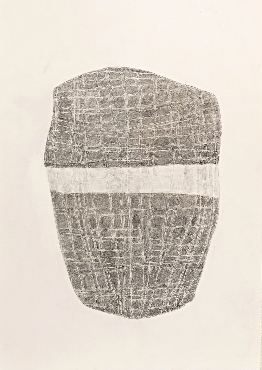 "Untitled, Graphite 7"" x 11"""