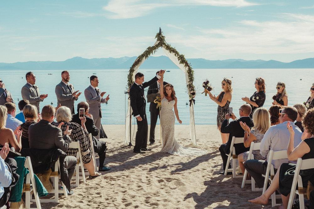 Incline Village wedding venue