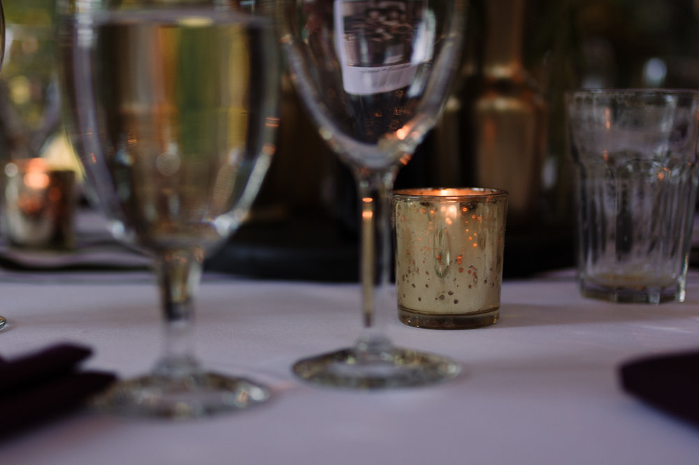 Incline Village, NV wedding candle venue