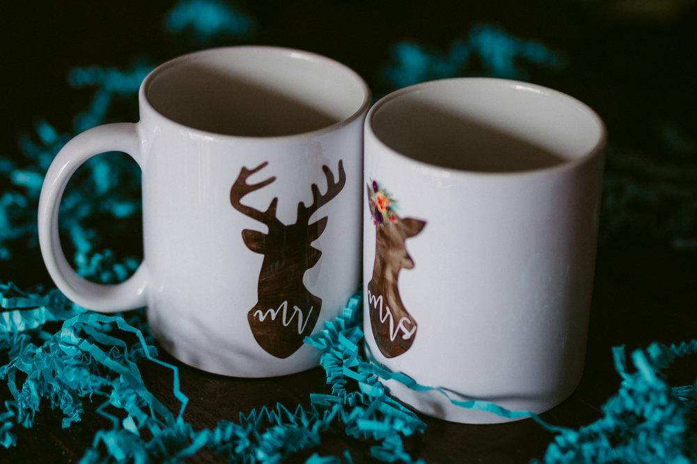 Couples mugs photo