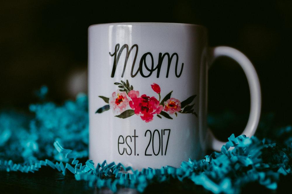 Coffee mug for mom