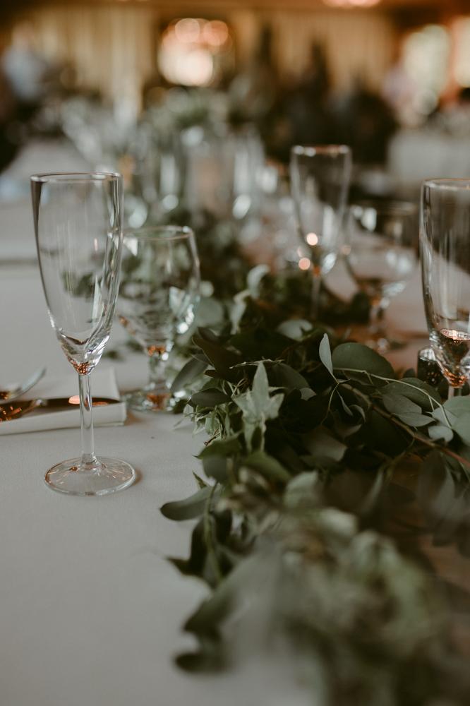 Tannenbaum wedding flowers photo