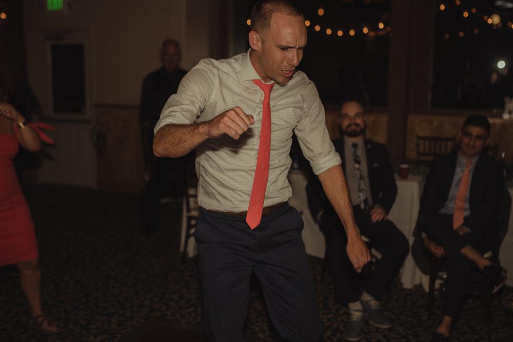 Tannenbaum wedding reception photo