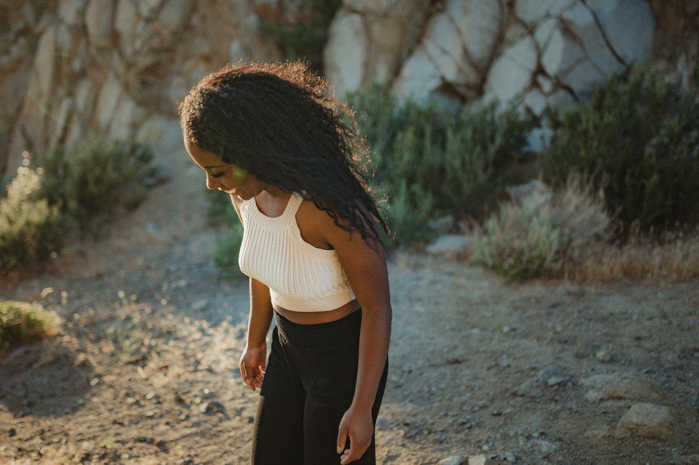 Desert senior photography shoot in Reno, NV.