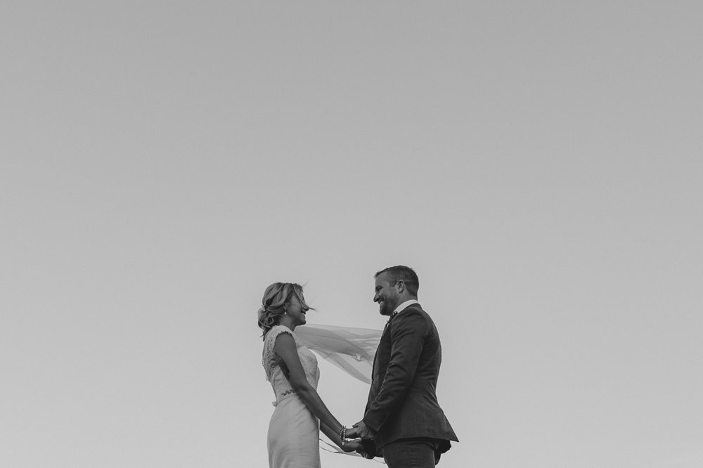 North Lake Tahoe wedding couple photo