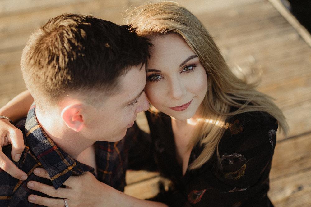 Lake tahoe photographer couples photo