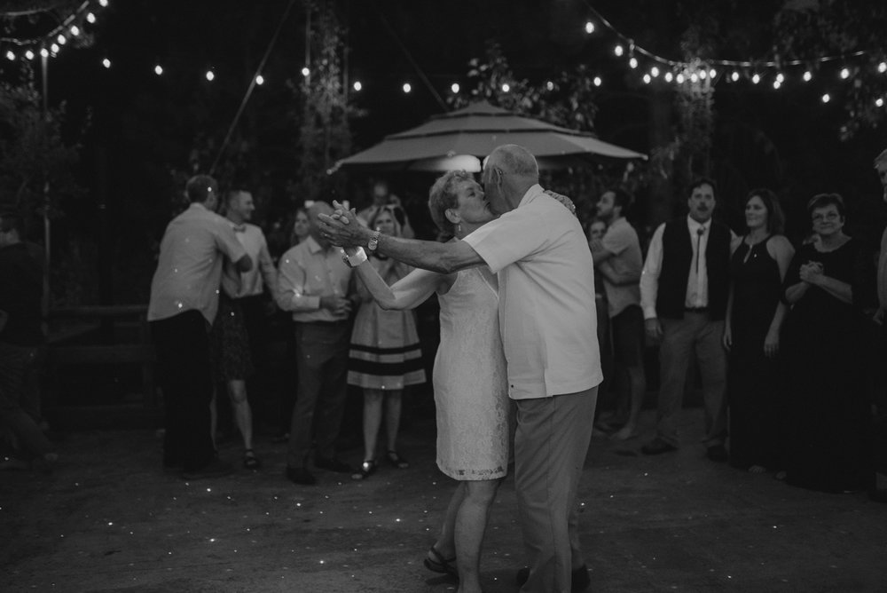Twenty Mile House wedding anniversary dance photo