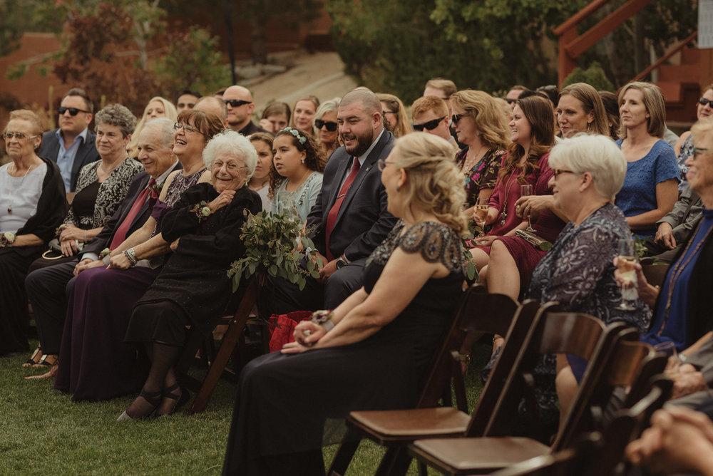 tannenbaum wedding venue, ceremony photo