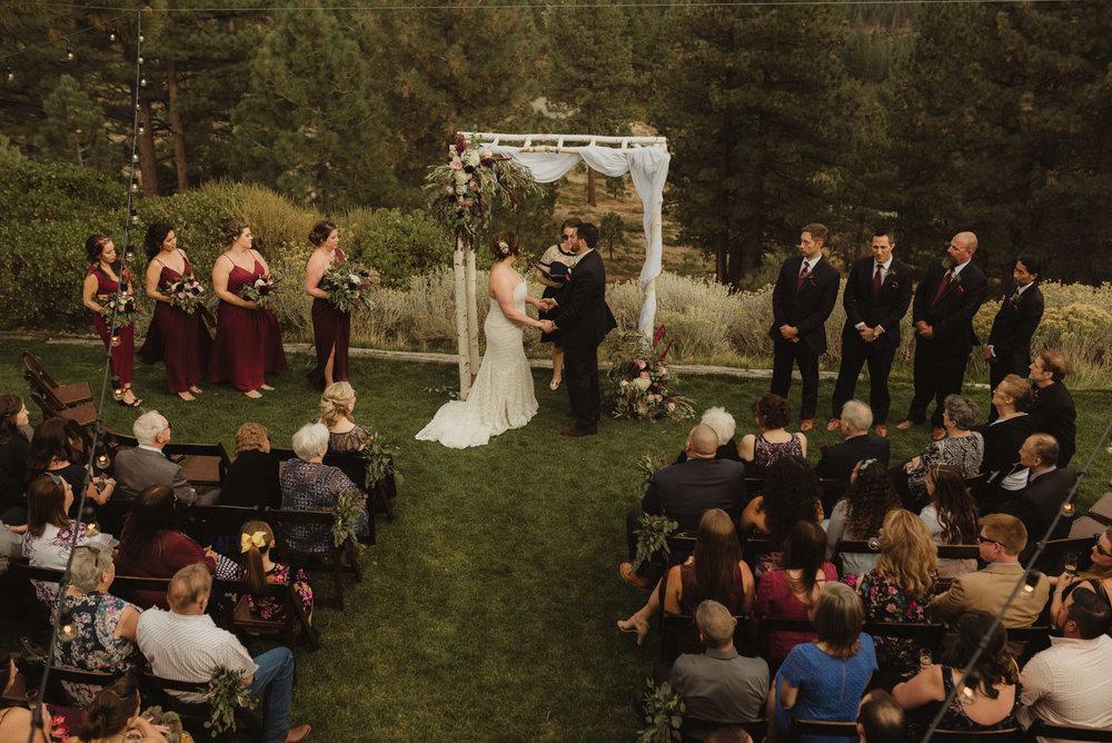 tannenbaum wedding venue wide-angle shot