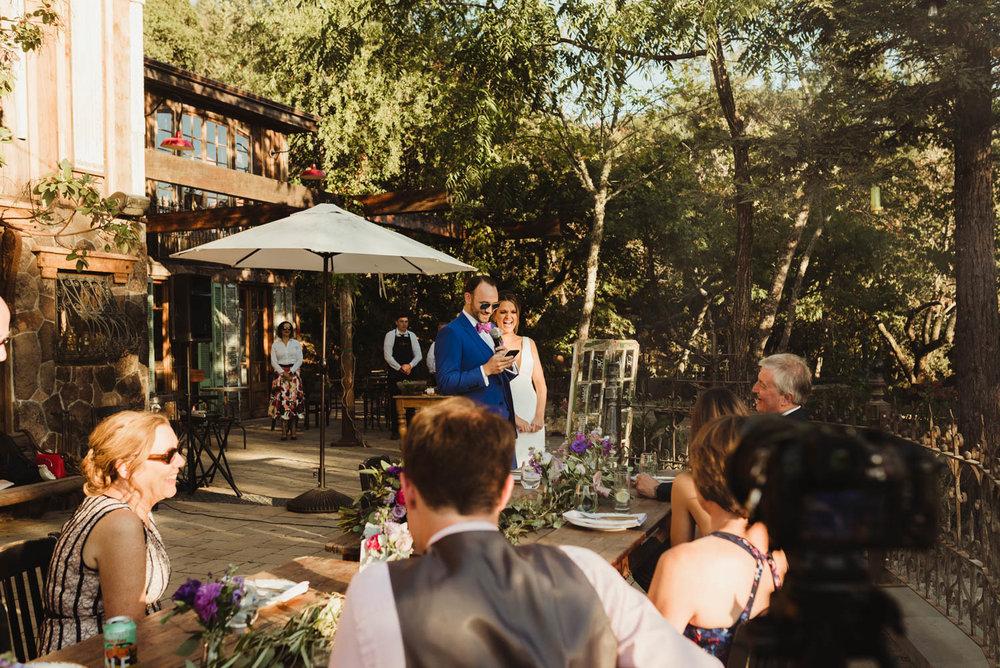 Triple S Ranch Wedding Venue, couple laughing photo
