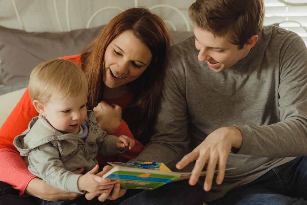 Photography studio reno nv, photo of a family