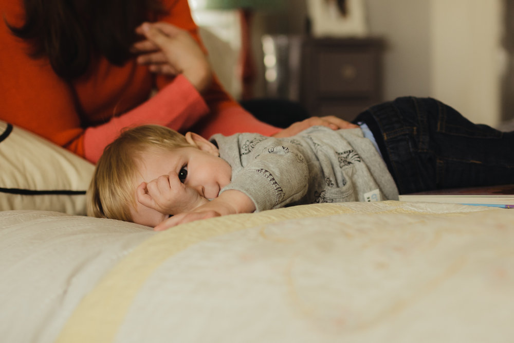 newborn photography reno, lifestyle photo