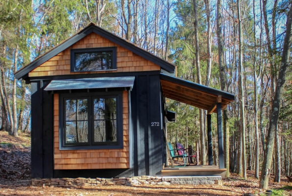 DEEP CREEK LAKE TINY HOUSES