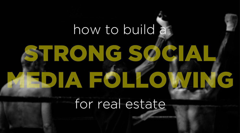 How To Build A Strong Social Media Following Resaas Blog