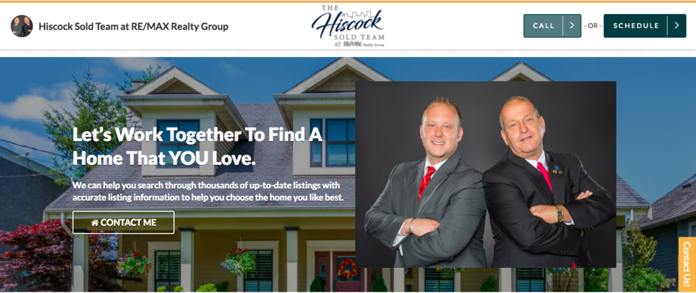 Kyle Hiscock home page | How An Effective Website Design Can Improve Your Real Estate Business | RESAAS Blog 2017