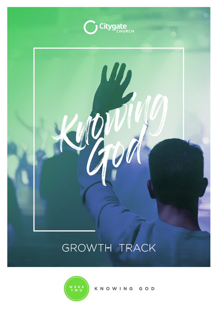 More About Growth Track — Citygate Church
