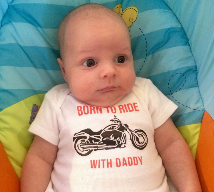 Future Harley owner.