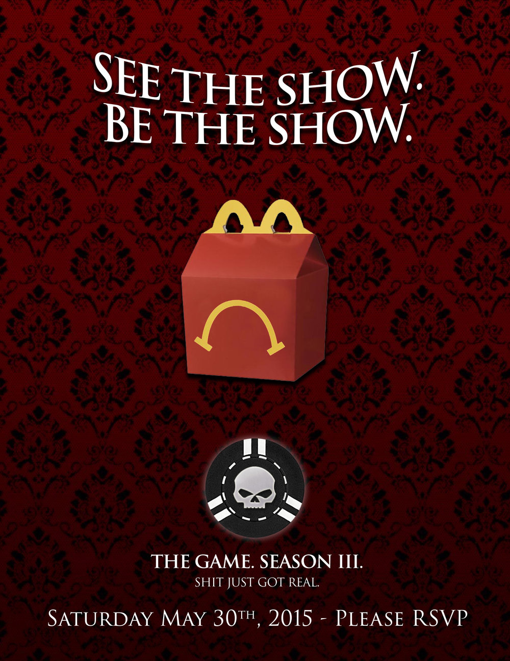 SchneLs Game Season Three - Unhappy meal.jpg
