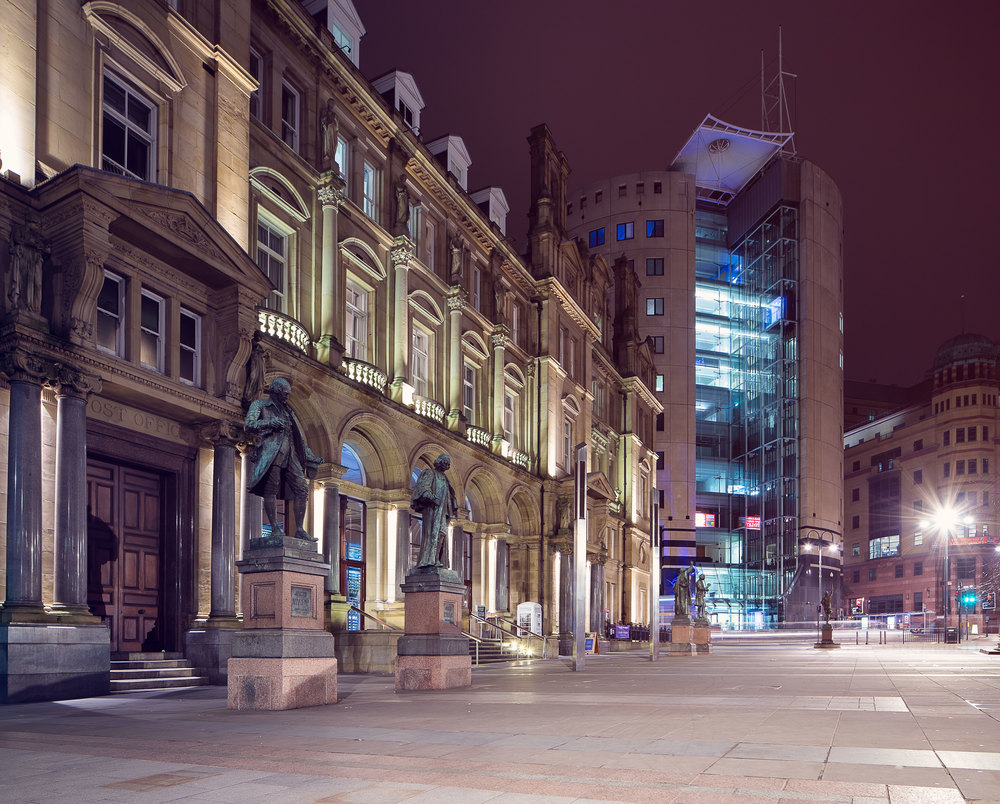 City Square - Leeds