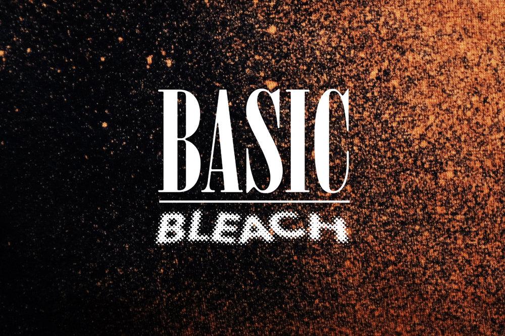 Logo | Basic Bleach