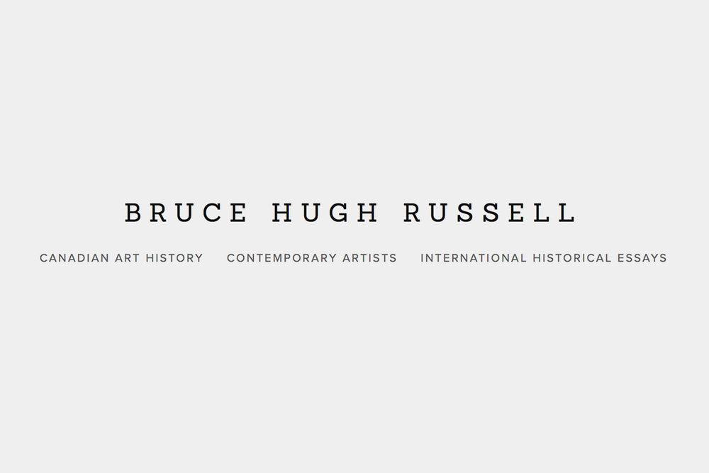 Bruce Hugh Russell