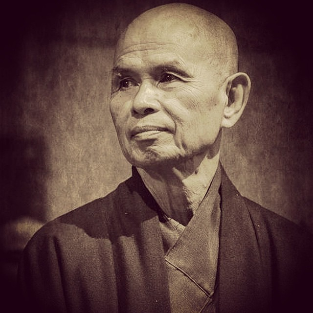 dharmasean :     Thich Nhat Hanh (known as Thay to his followers) suffered a brain hemorrhage on Tuesday November 11, there are signs that a full recovery is possible. If someone wants to send healing energy to Thay he is asking to keep one day a week where you avoid eating beef, pork, chicken and fish (vegetarian) and send the merit to offer life to Thay. #dharma #thay #thichnhathanh #buddhism #merit #vegetarian