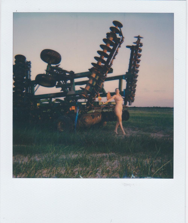 Shannon Purdy Polaroid project Day 2-1 by JW Purdy