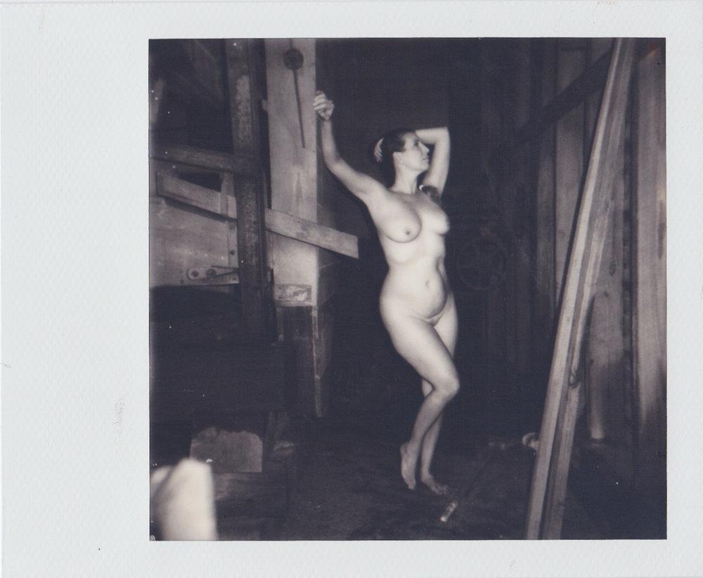 Polaroid project Day 1-4 by JW Purdy