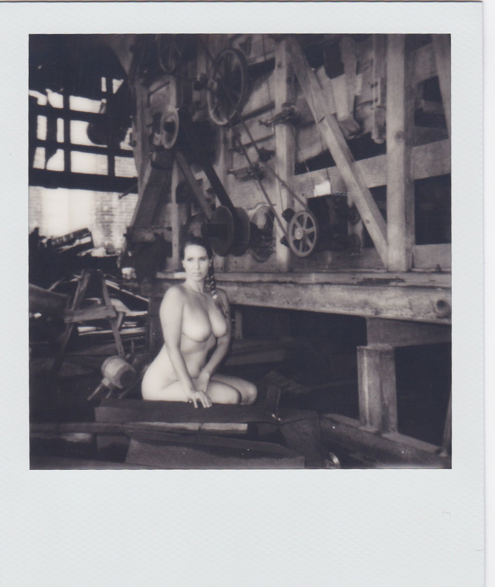 Polaroid project Day 1-1 by JW Purdy
