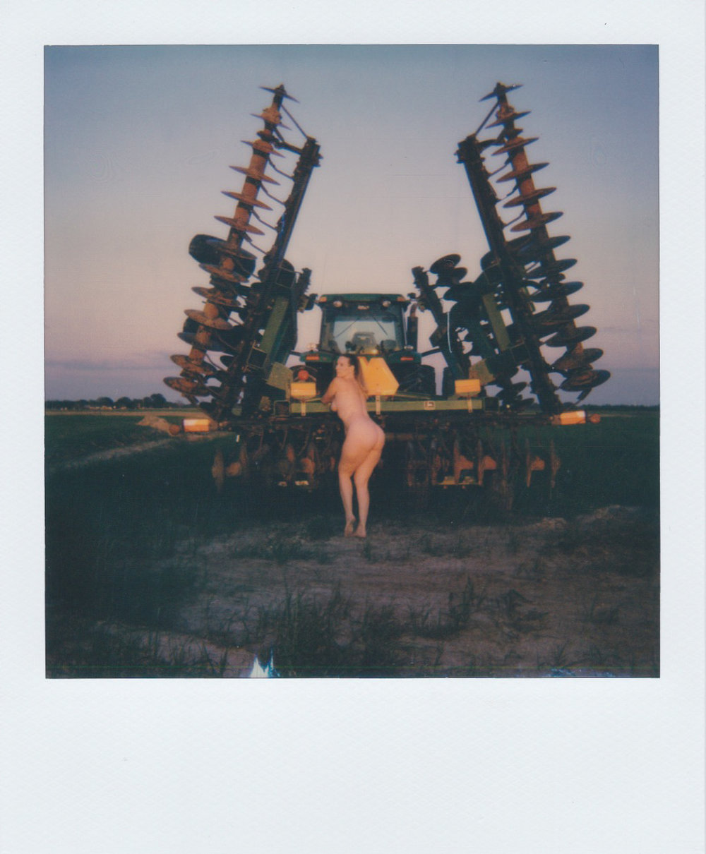 Polaroid project Day 2-7 by JW Purdy