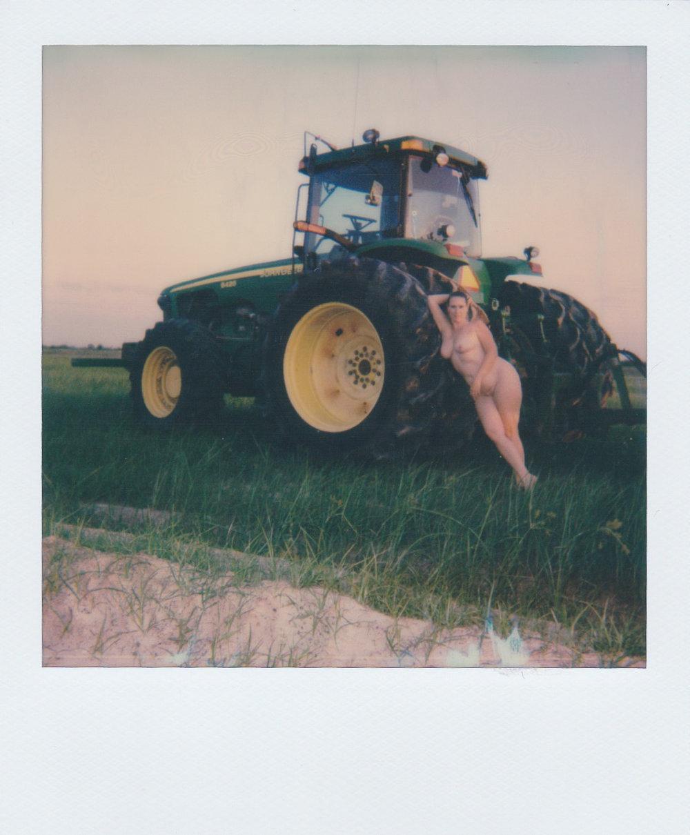 Polaroid project Day 2-5 by JW Purdy
