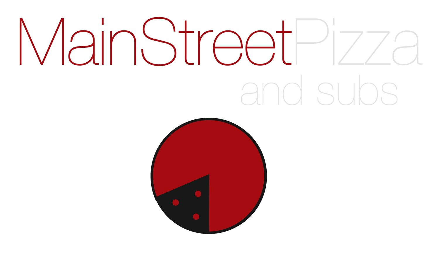 Main Street Pizza and Subs