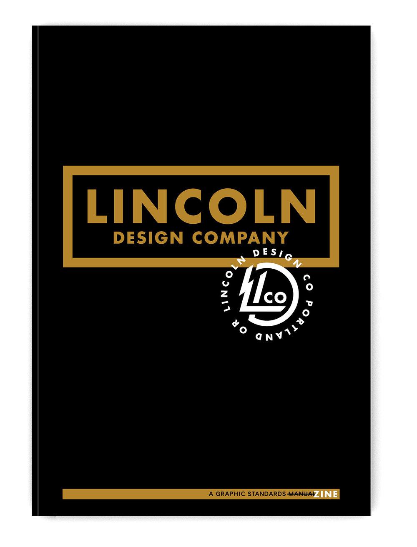 LINCOLN BRAND STANDARDS ZINE