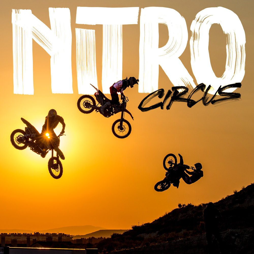 NITRO CIRCUS   BRAND BOOKS / ART DIRECTION / ILLUSTRATION / APPAREL DESIGN / EVENT MARKETING
