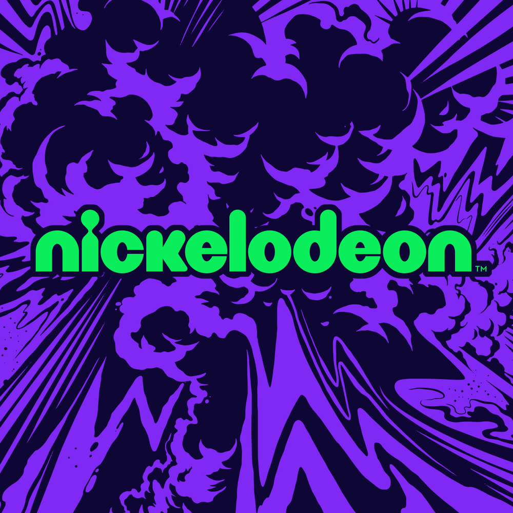 NICKELODEON   BRANDING / STYLE GUIDES / ILLUSTRATION / PACKAGING