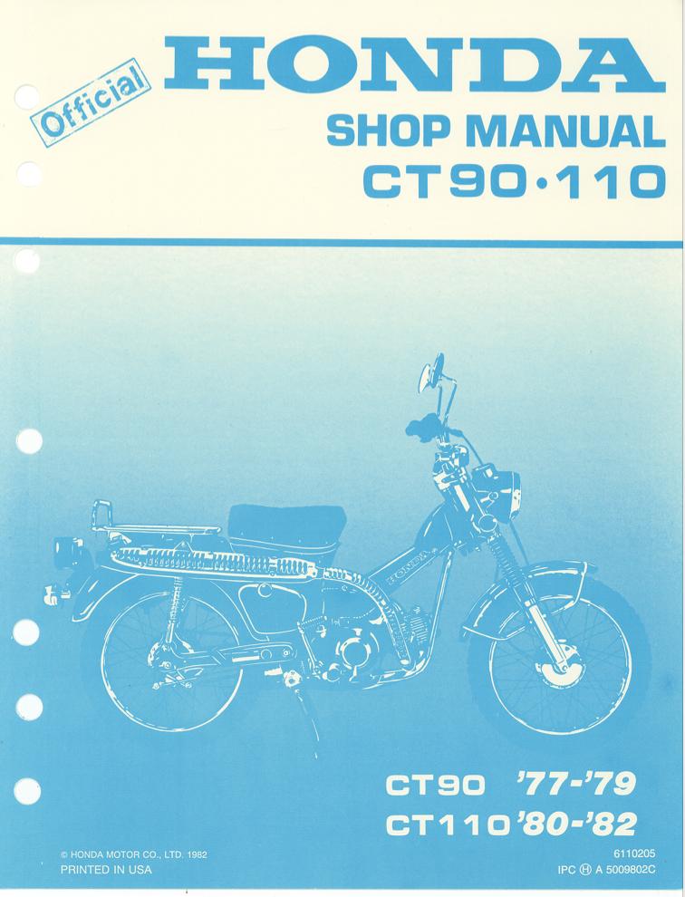 Honda CT90 / CT110