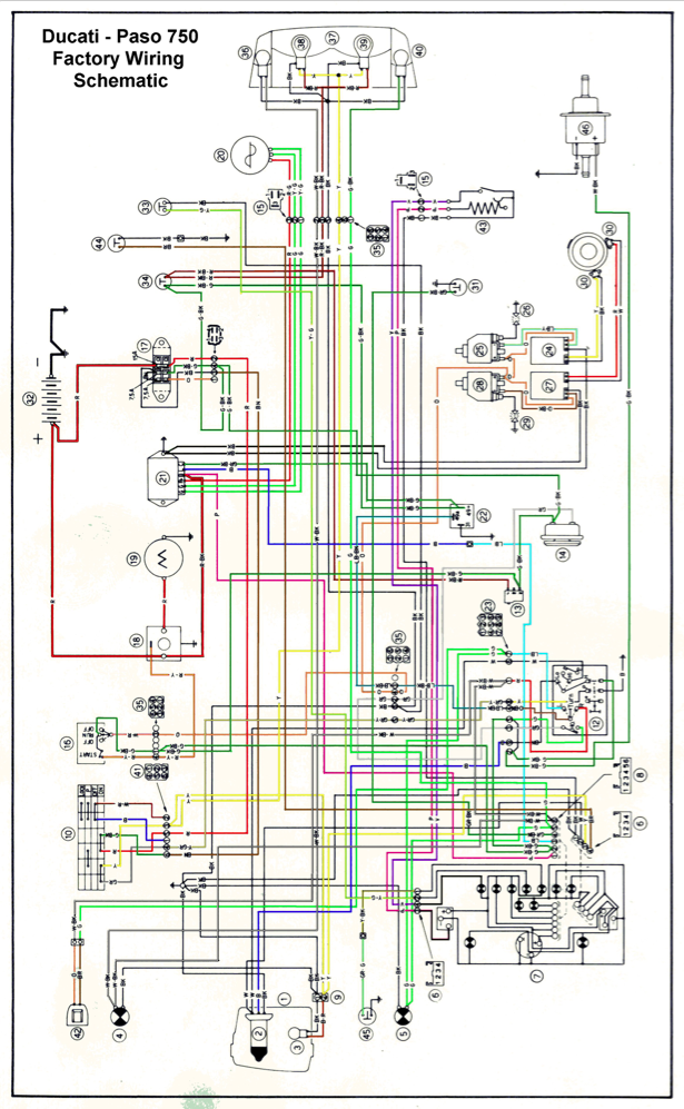 Charming Ducati Wiring Diagram Ideas Electrical Circuit Diagram
