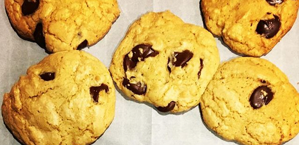 Chocolate Chip Cookies - Approx. $12 and 60 min