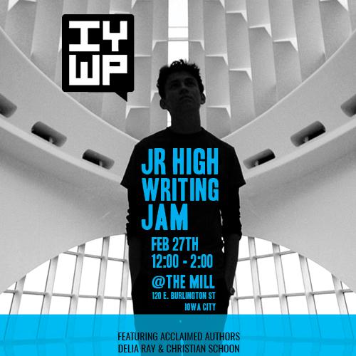 IYWP - Junior High Writing Jam (2016)