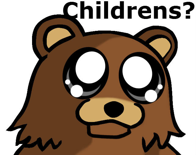 Pedo Bear wants to meet your middle-schooler.