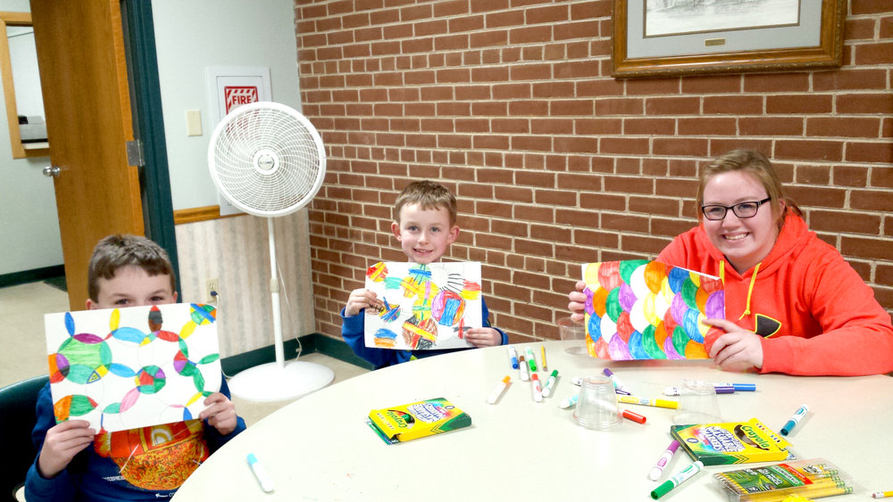 Bailey Hanson  UW-STOUT Early Childhood Education  INTERNSHIP: JumpStart Afterschool Program, Menomonie Parks and Recreation