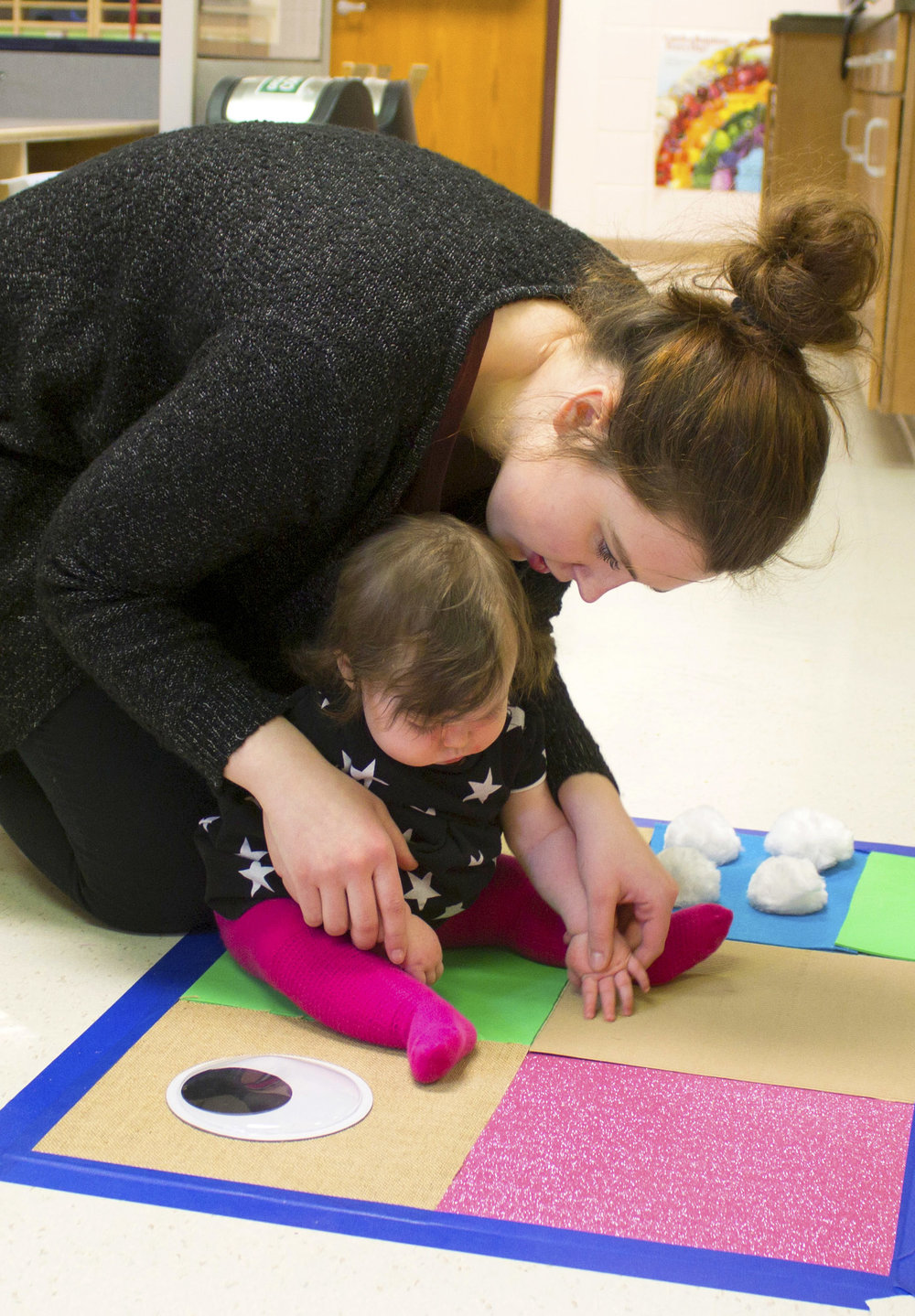 Alyssa Boyer  UW-Stout Early Childhood Education INTERNSHIP: Infant-Preschool Assistant at the Child and Family Study Center LOCATION: UW-Stout