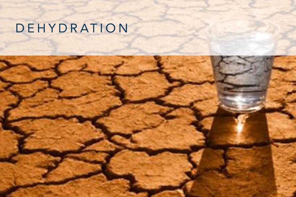 Dehydration ....????????????????