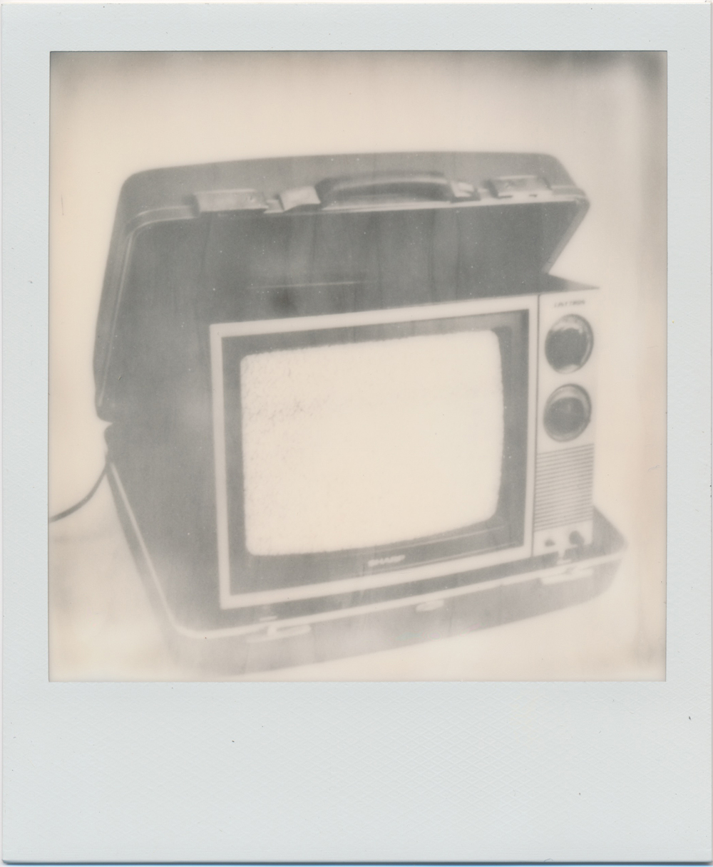 Port-a-Tube   2015  Impossible Project SX-70 Silver Shade