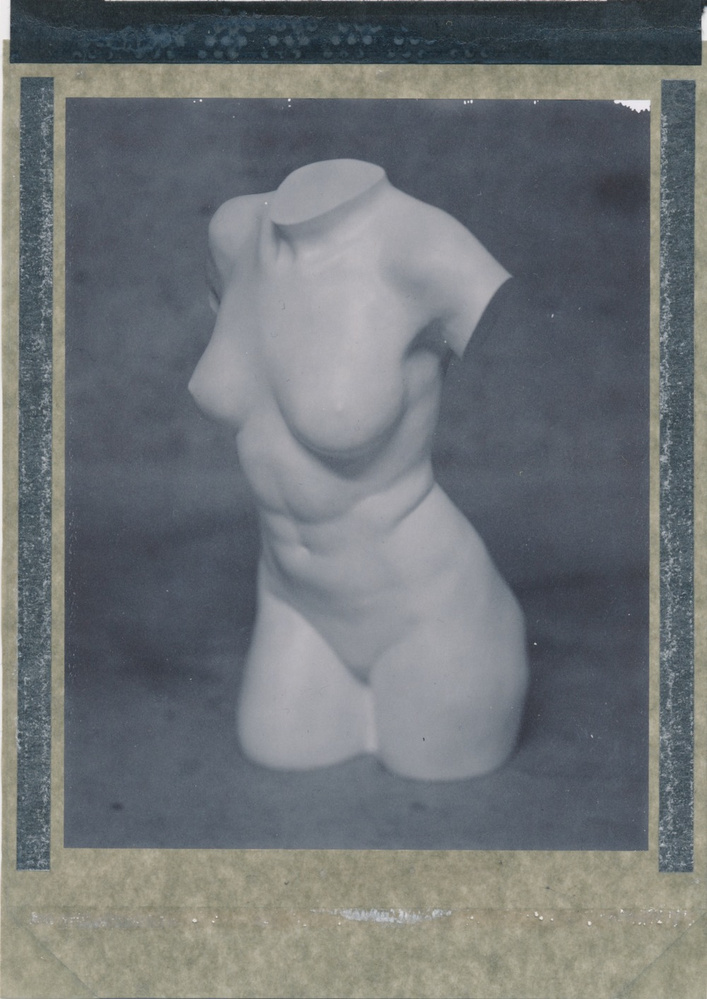 Untitled   2015  Polaroid 4x5