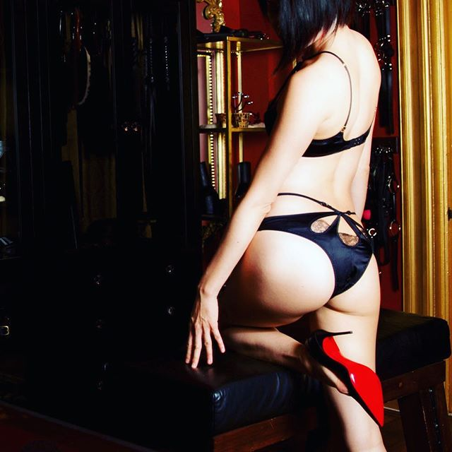 I know what you desire, and I like to dangle it in front of you, just out of reach.... . . . Lingerie from @agentprovocateur and heels from @louboutinworld #domination #mistress #femdom #femalesupremacy #prodomme #bdsm #femmefatale #tease #kink #asiangirl #asianmistress #asiandominatrix #teaseanddenial #女王様 #フェチ #ootd #adore #lingerieaddict #lingerielife #instafashion #sundaybumday #bootyfordays #highheelfetish #agentprovocateur #assworship