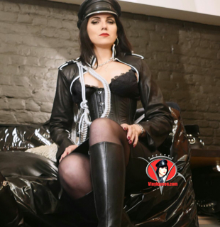 Mistress Vinyl Queen - Based in San Francisco