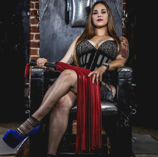Mistress Rowan Ruin - based in San Fransciso Bay Area
